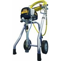 wagner twin stroke airless sprayer review