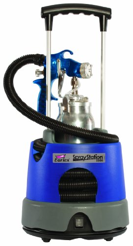 Earlex spray station 5500 review