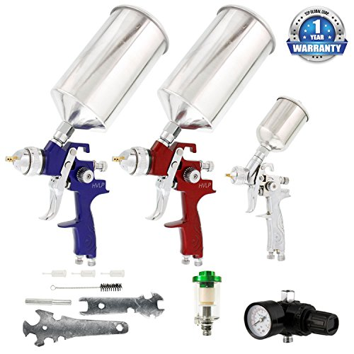 TCP Global Paint Gun Set
