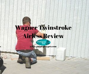 wagner twinstroke airless review