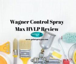 wagner control spray max hvlp review