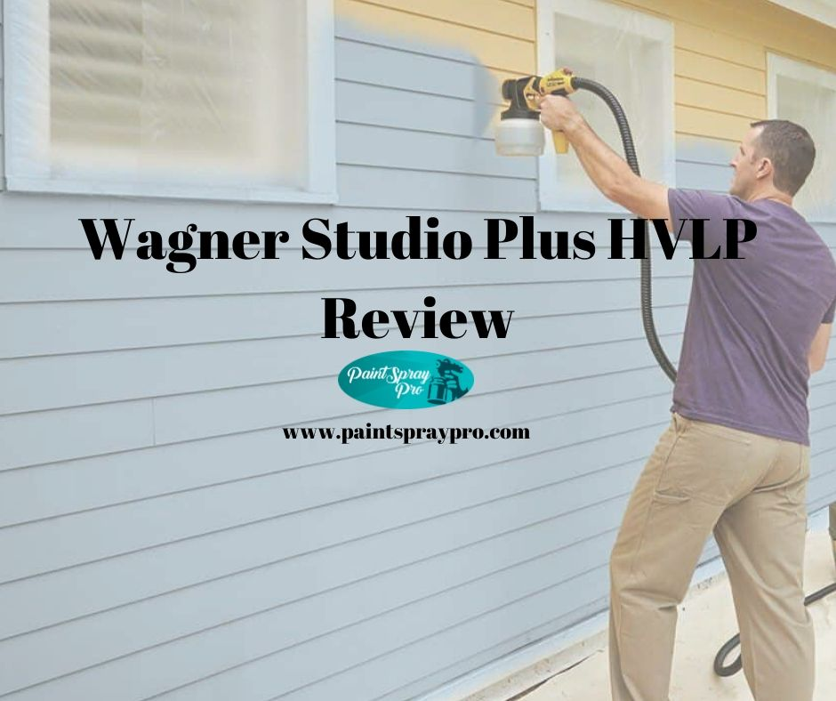 wagner studio plus hvlp review