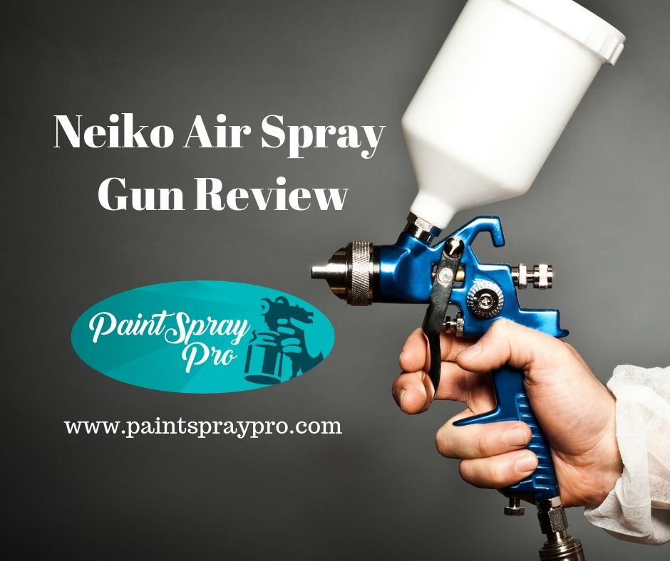 neiko air spray gun