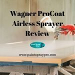 Wagner ProCoat Stand Airless Sprayer Review