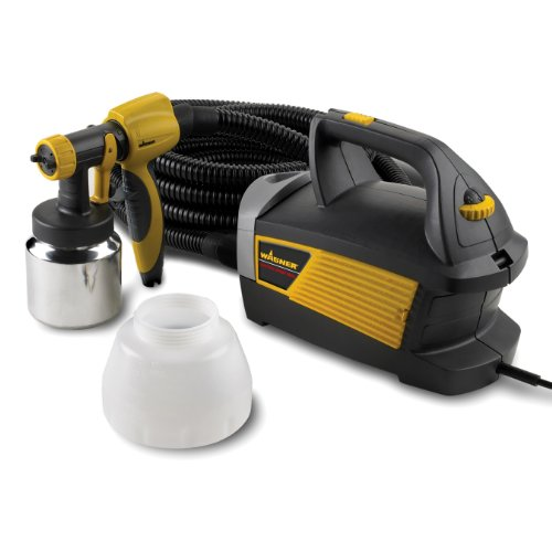 wagner control spray max hvlp sprayer review
