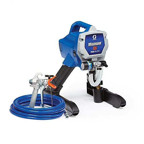 Graco Magnum X5 Stand Airless Paint Sprayer Review