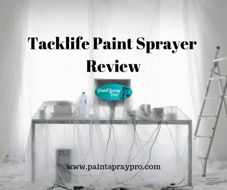 Tacklife Professional Spray Gun