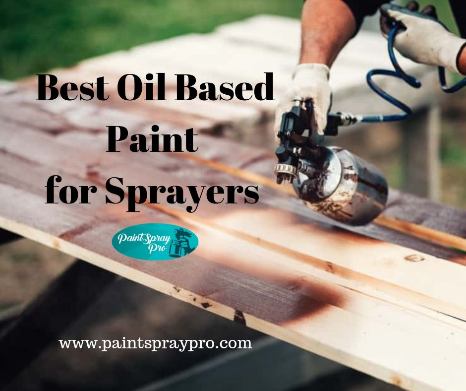 Oil Primer for Sprayers