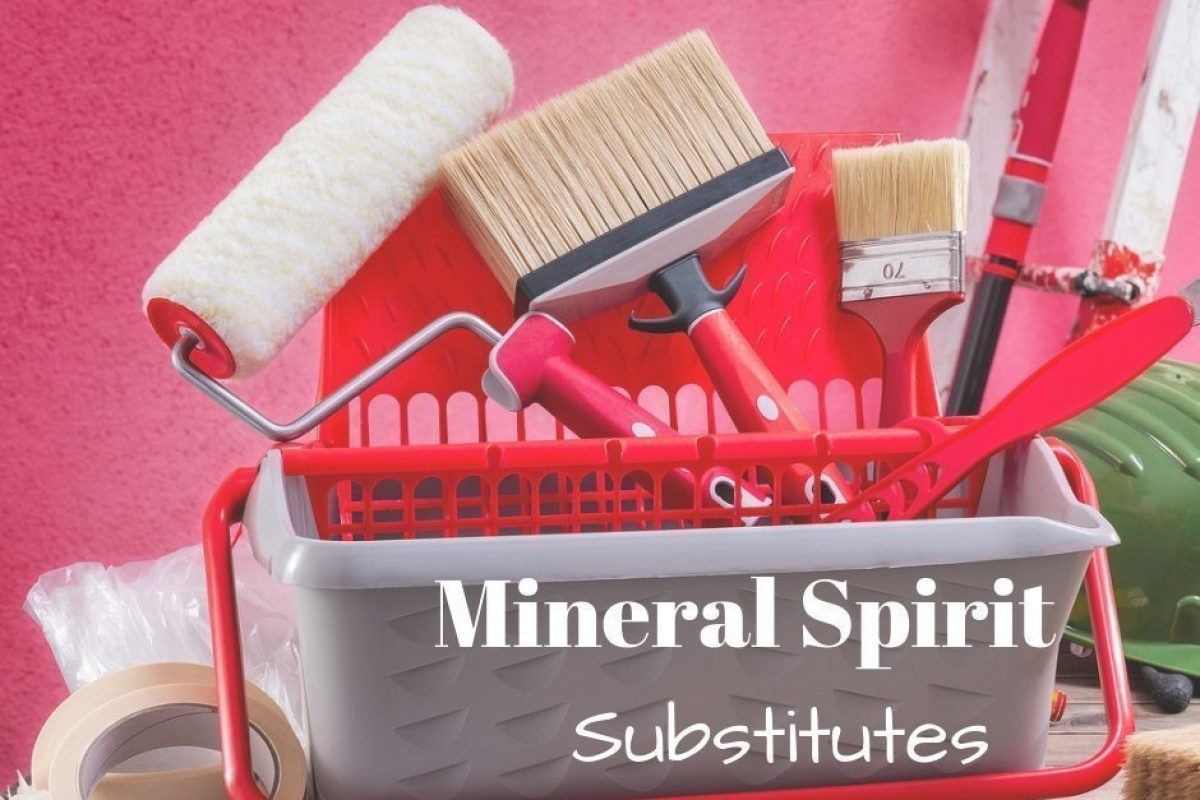 Alternative to Mineral Spirits Solutions