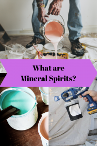 mineral spirits on wood floors