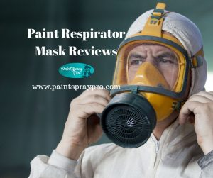 3m paint project respirator mask