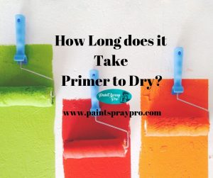How Long Does it Take Primer to Dry? - 6 Factors to Consider