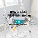 How to Clean Dried Paint Rollers
