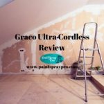 Graco Ultra Cordless Airless Handheld Paint Sprayer Review