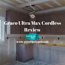graco ultra max cordless review