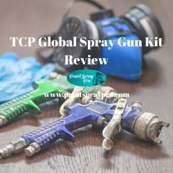 tcp global spray gun kit review