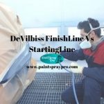 DeVilbiss StartingLine Vs FinishLine 4