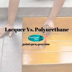 lacquer vs polyurethane lacquer spray